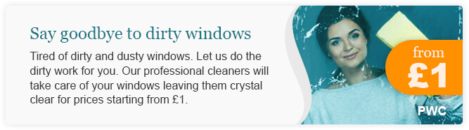 Unbelievably Low Prices for Windows Cleaning