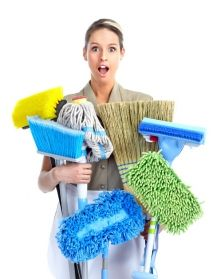 Keeping A Home Office in Brompton Clean