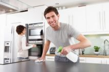 Cleaning Up After a Party or Event in Harringay
