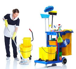 How To Do A Quick But Thorough Builders Cleaning in Islington