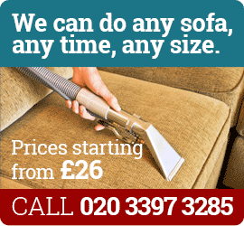 For Free Consultation Hire Our Sofa Cleaning Company