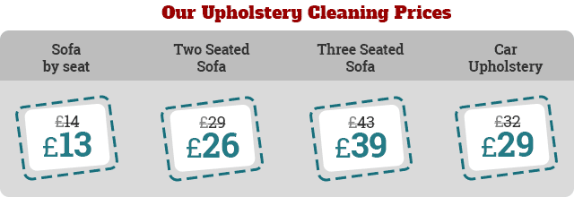 Get a Free Estimate on Upholstery Cleaning in SW19 Areas