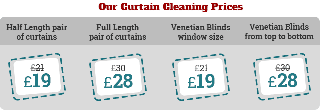 Terrific Prices on Curtain Cleaning in SW3